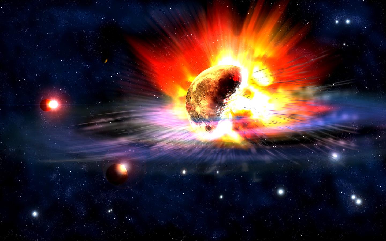 47 Cool Explosion Wallpapers On Wallpapersafari