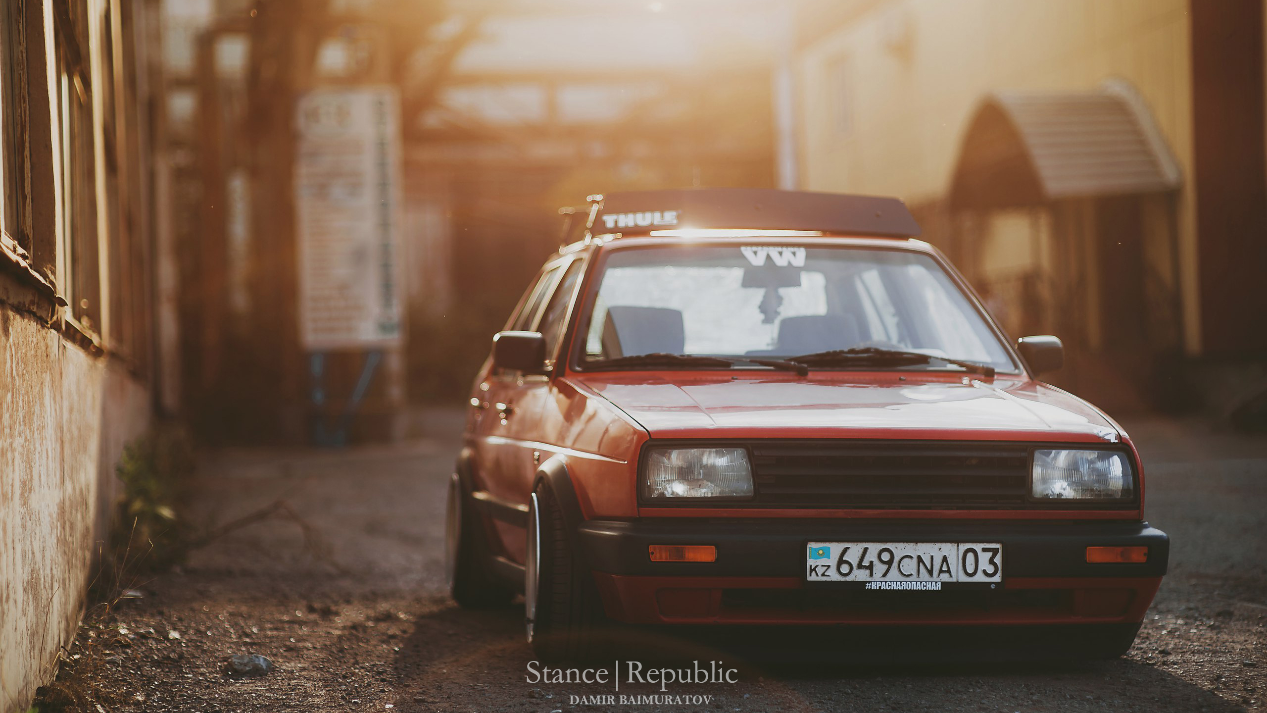 Wallpaper Jetta Mk2 2 My CMS 2560x1440