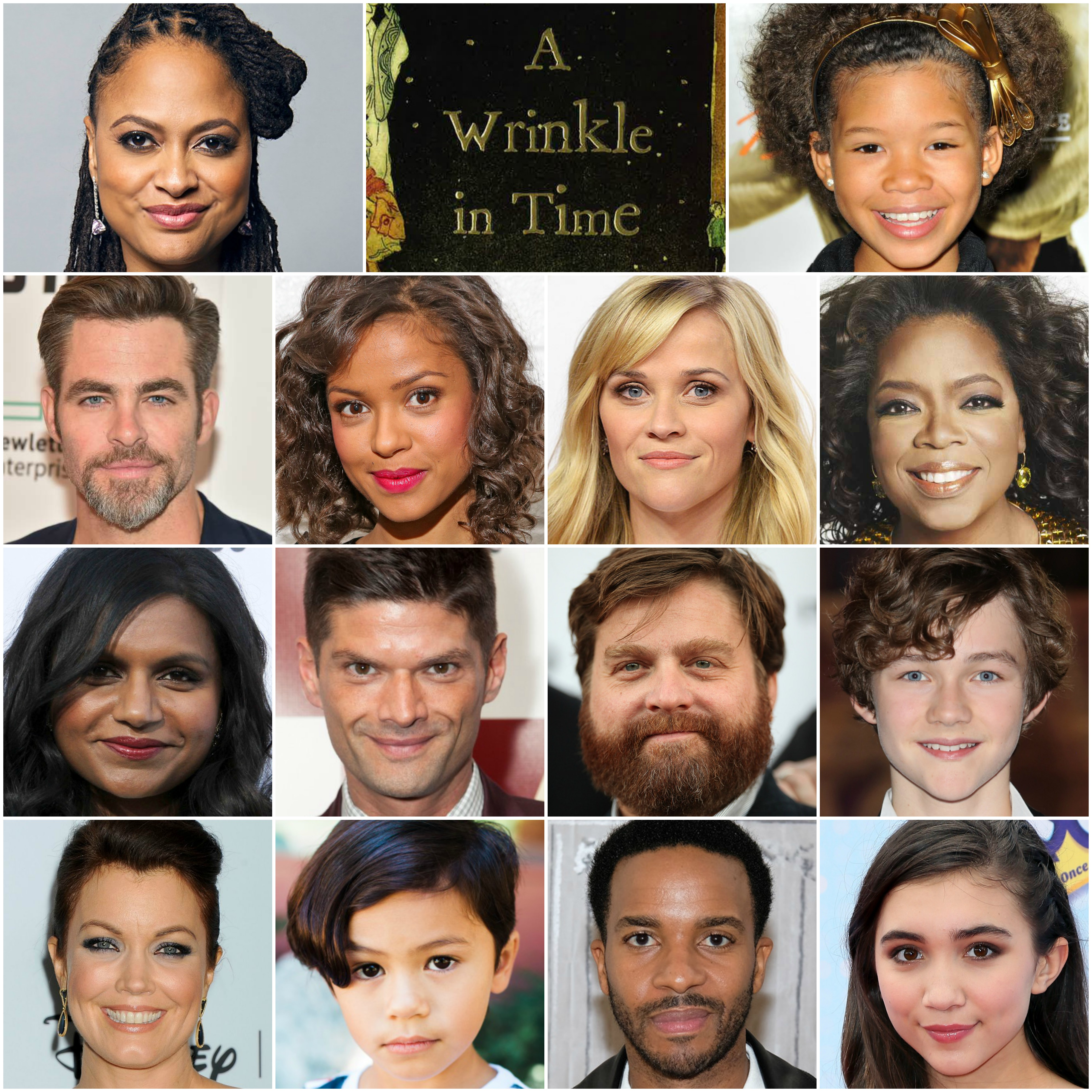 Production Begins For Ava DuVernays A Wrinkle in Time 3988x3988