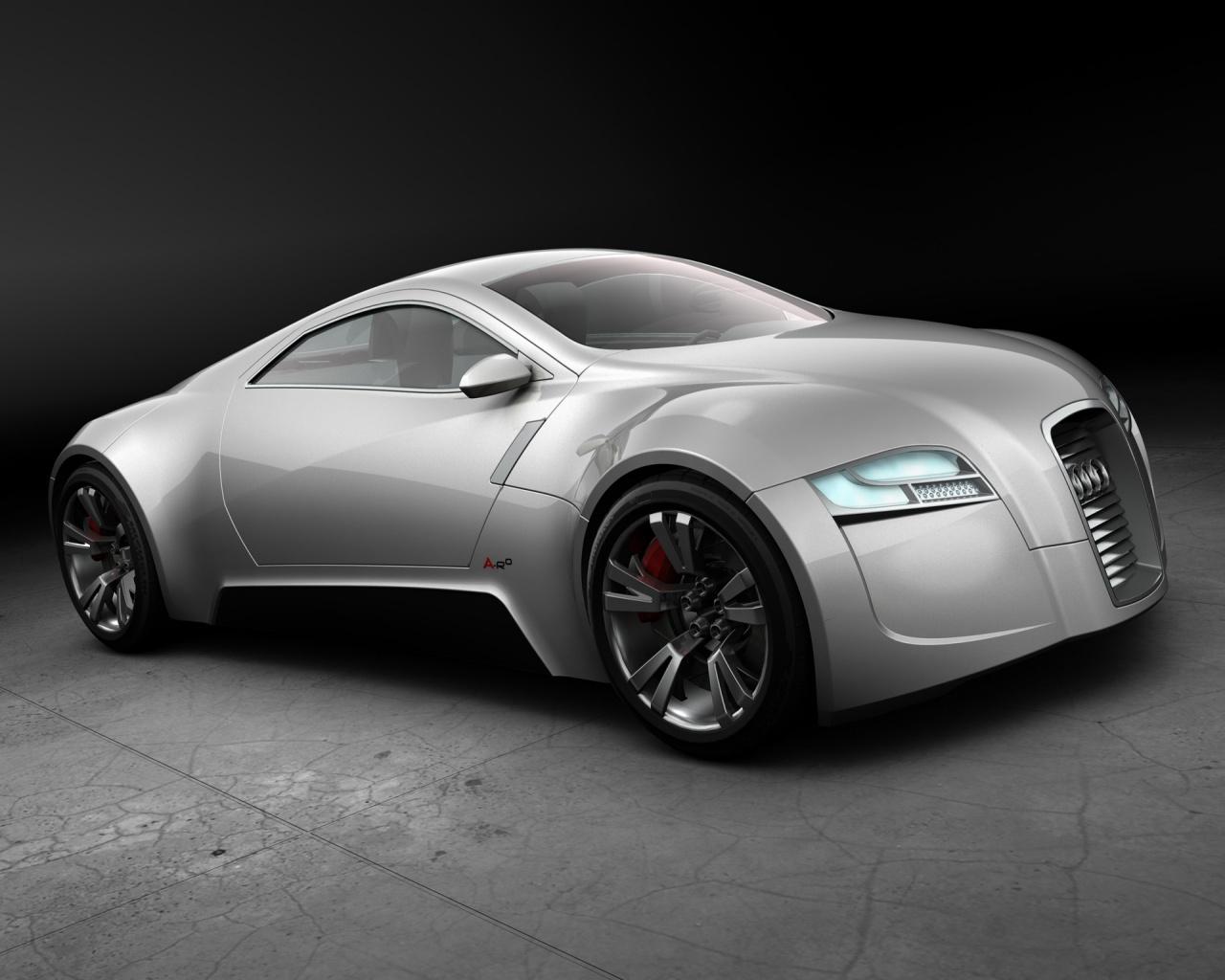 Audi Super Concept Car Wallpapers HD Wallpapers 1280x1024