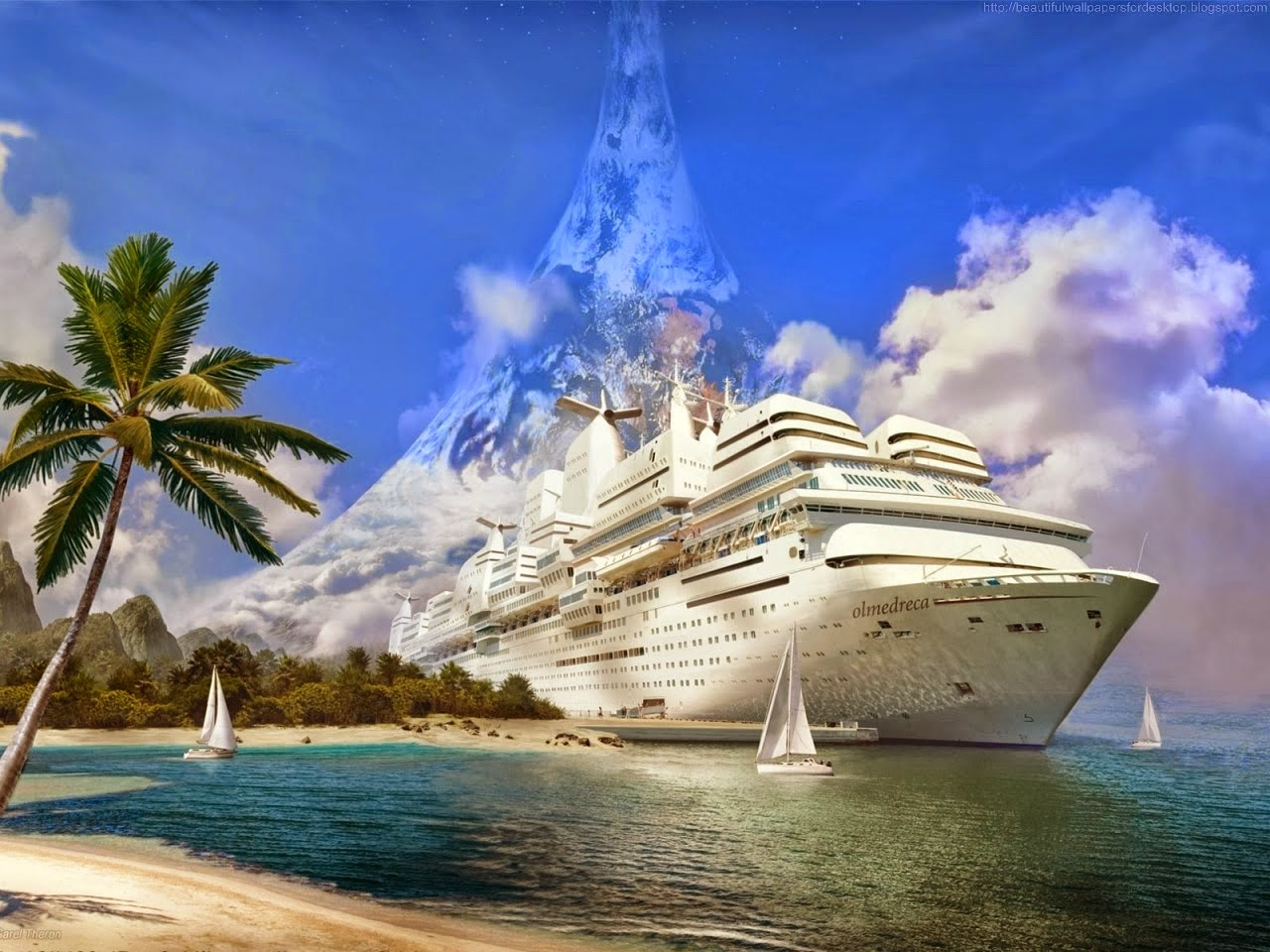 Beautiful Wallpapers Cruise Ship Wallpapers HD 1280x960