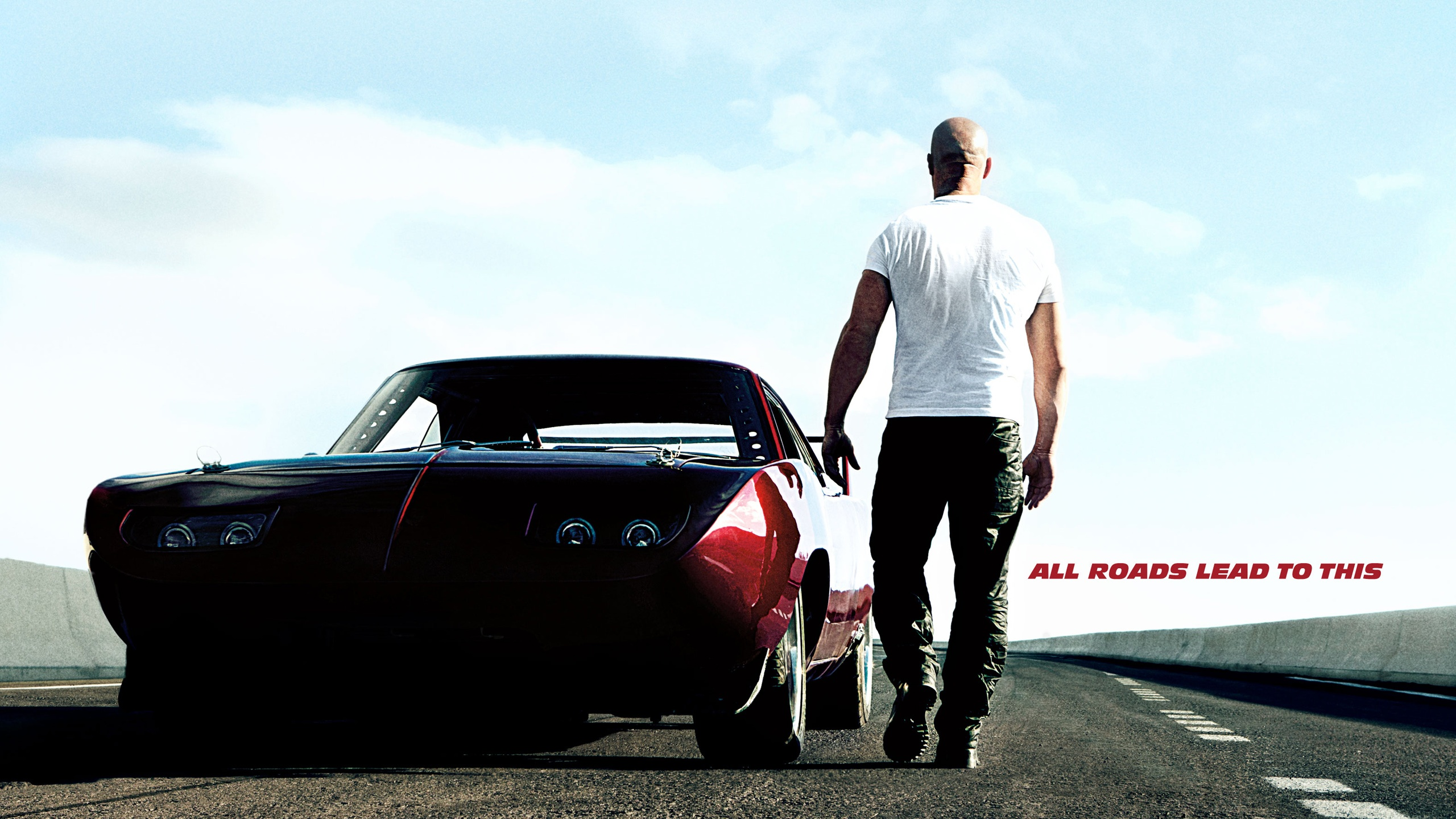 Dodge Charger Daytona Wallpaper 2014 The Cars Of Fast Furious 7 2560x1440