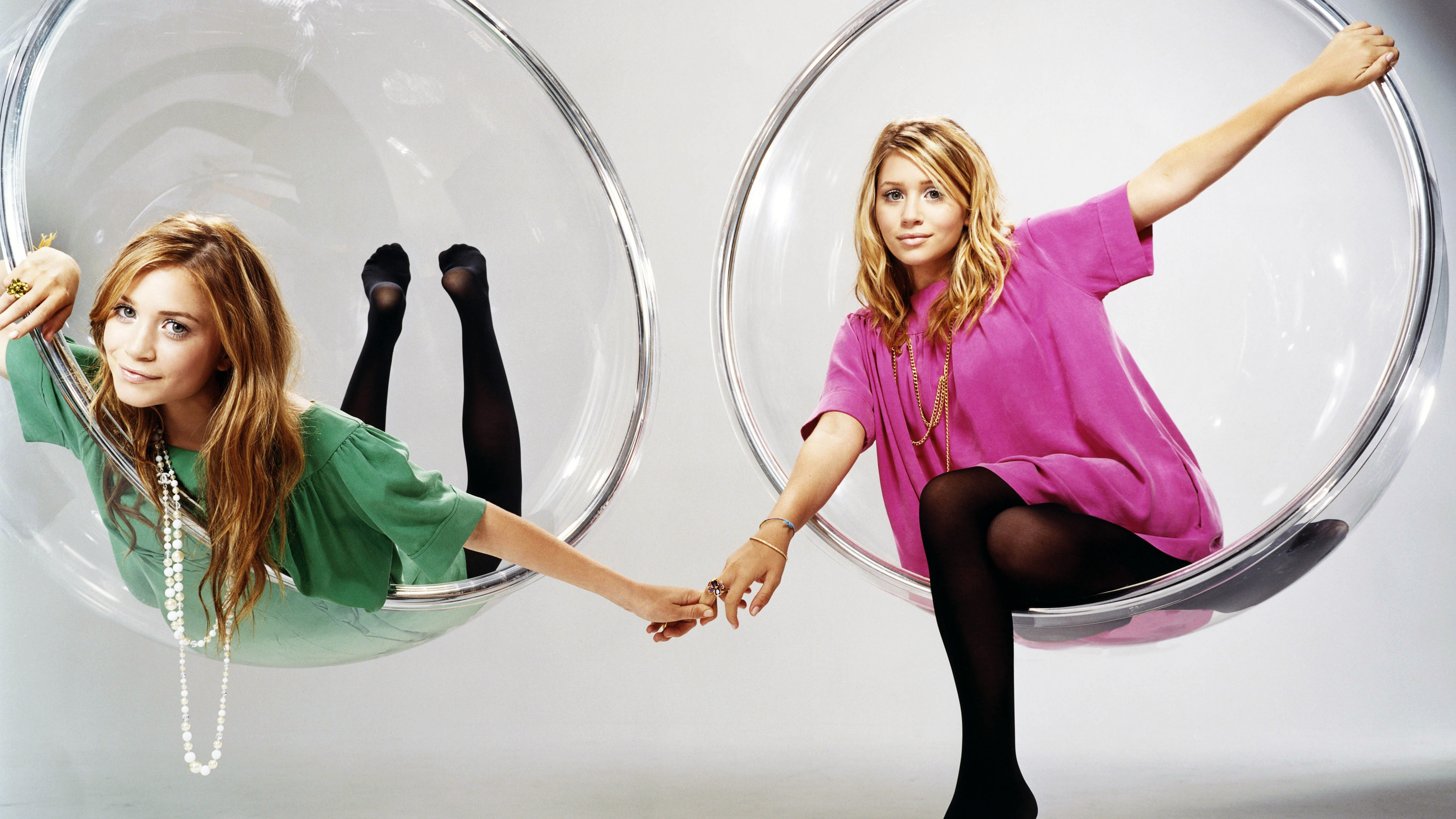 Olsen Twins Wallpapers HD Wallpapers 3840x2160