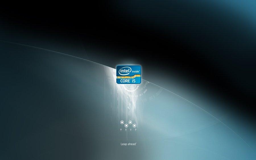 Intel i5 Wallpaper Intel Core i5 Wallpaper by 900x563