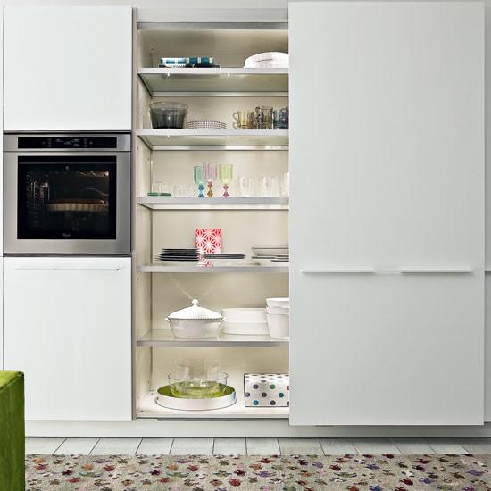 Sliding doors from Varenna Kitchen storage   10 of the best 550x550