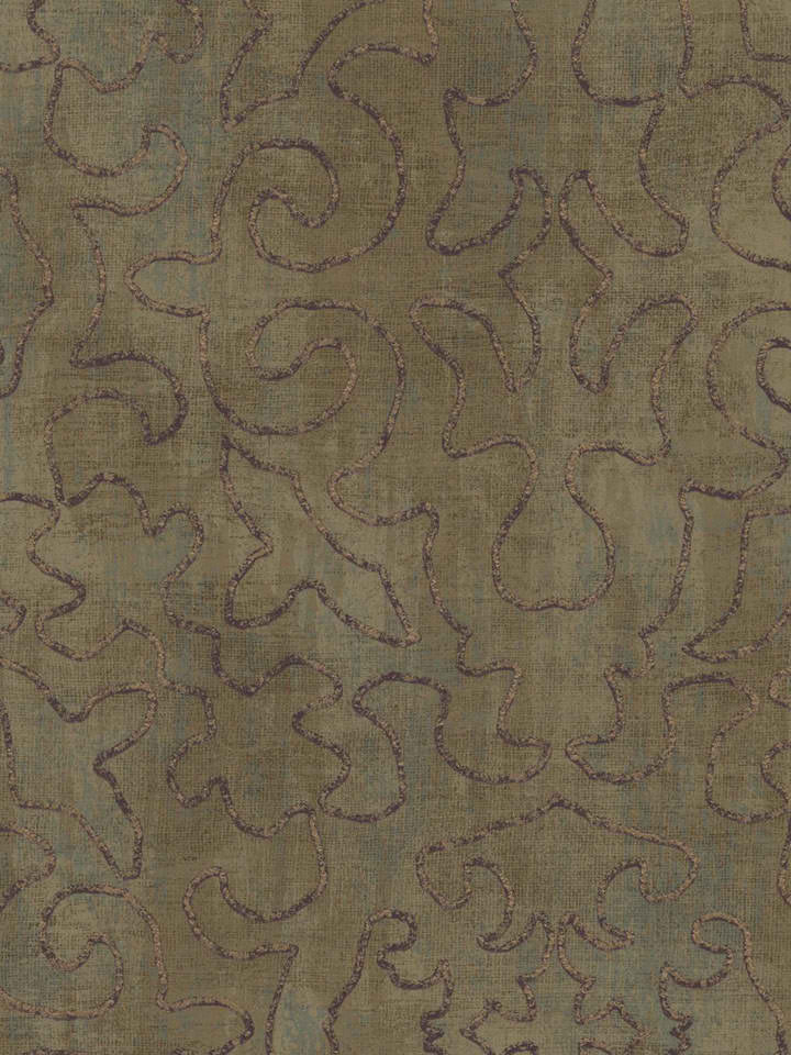 Purple TG50509 Squiggle on Faux Stone Wallpaper   Textures 720x960