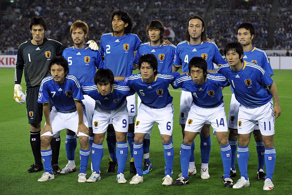 Image Gallery japan national football team 1200x800