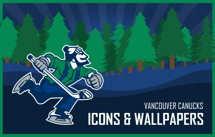Vancouver Canucks Icons Wallpapers   masey 708x450