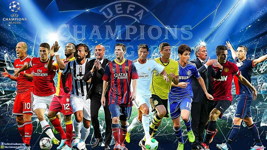 UEFA Champions League 2013 2014 by jafarjeef 1024x576