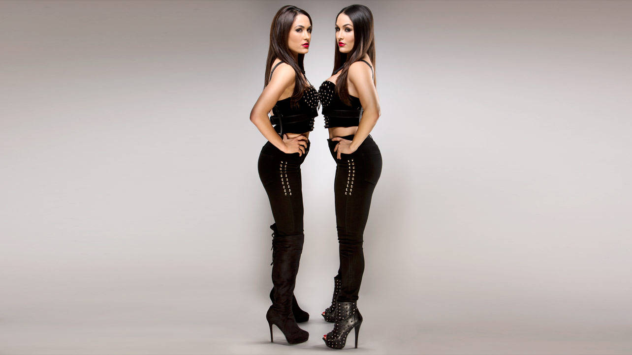 wwe the bella twins wallpaper wallpapersafari