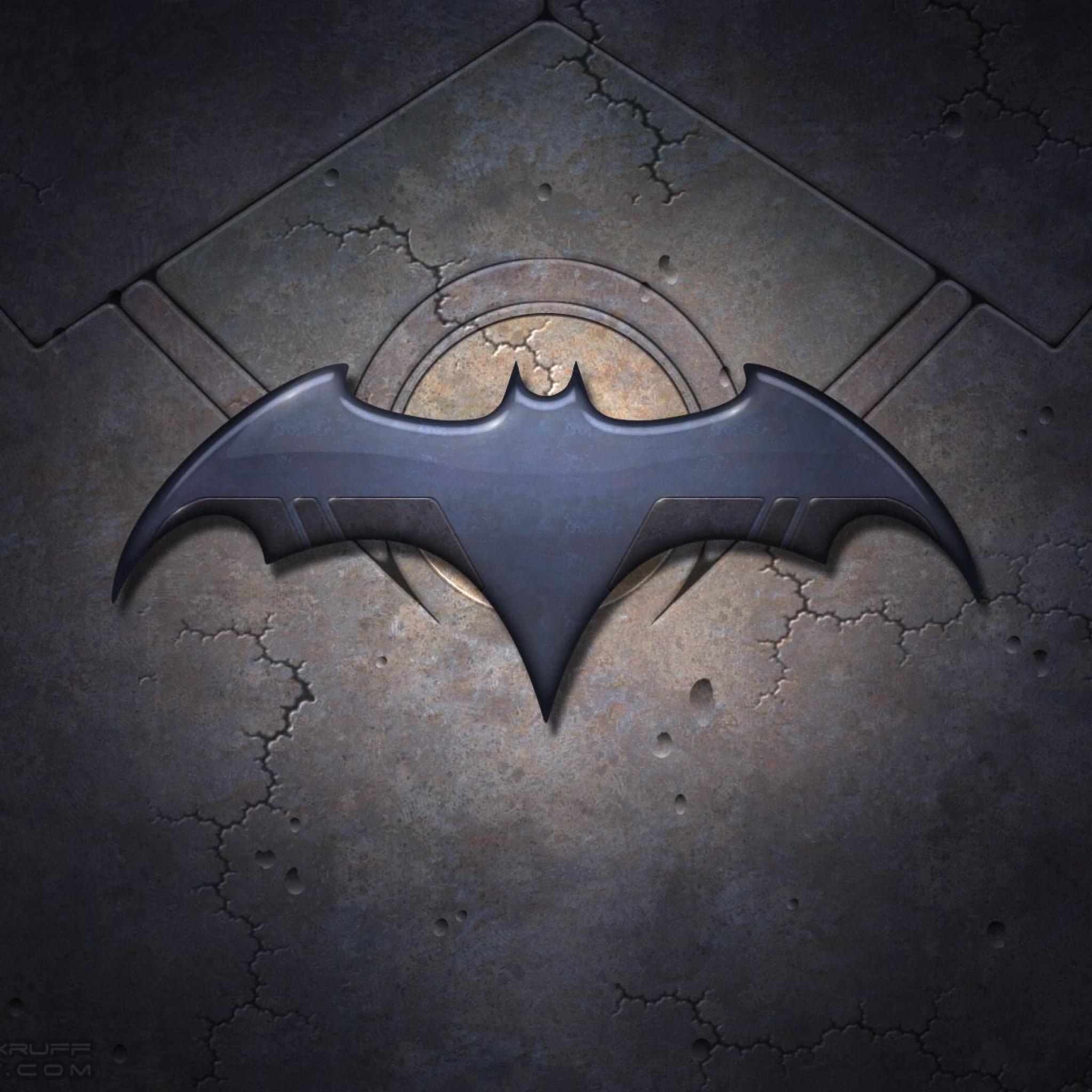 Kinzoku Bat Hd Wallpaper: Batman Wallpaper For IPad
