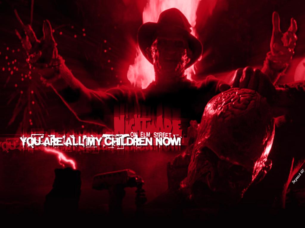 Freddy Krueger   Horror legends Wallpaper 25677292 1024x768