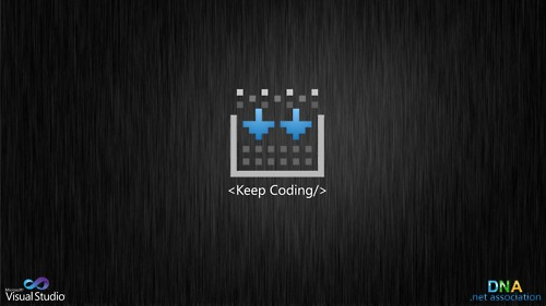 Visual Studio Wallpaper 500x281