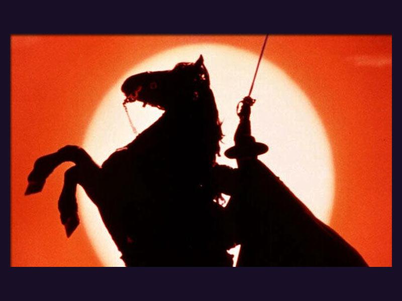 Mask of Zorro Wallpape...