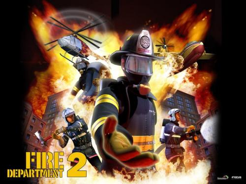 Fire Department Wallpaper Hd fire department 2 wallpaper 500x375