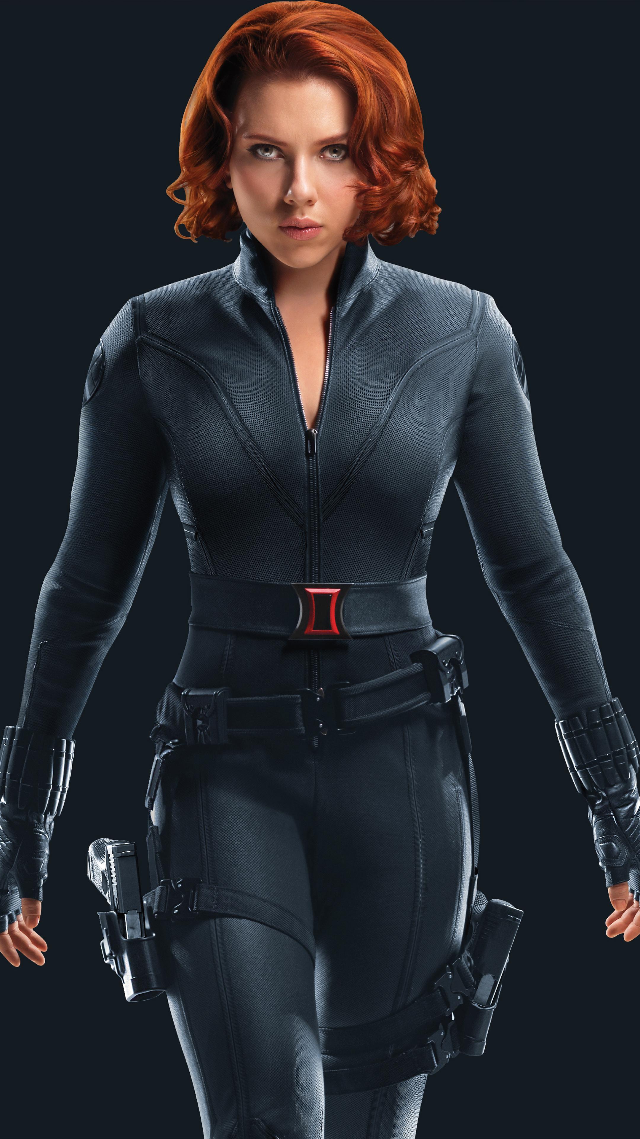 Download Black Widow Scarlett Johansson Superhero Pure 4K 2160x3840