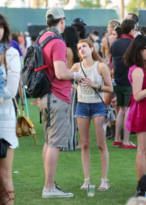 Emma Roberts Coachella Valley Music and Arts Festival 300x420