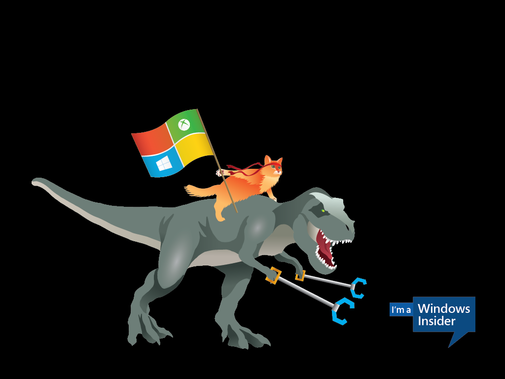 Be creative mix and match and show your excitement for win10 by 1024x768