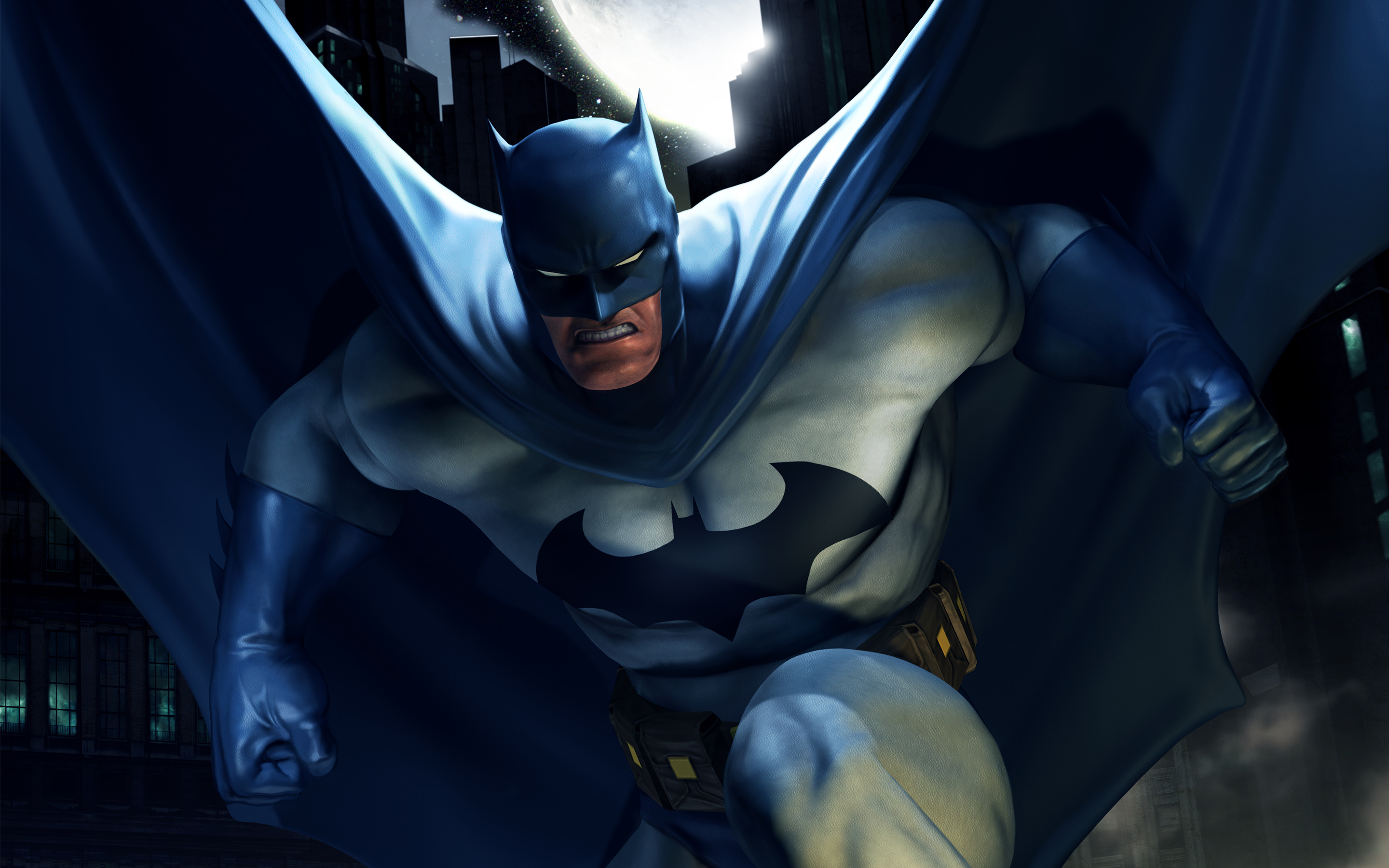 Batman DC Universe Online Wallpapers HD Wallpapers 2880x1800