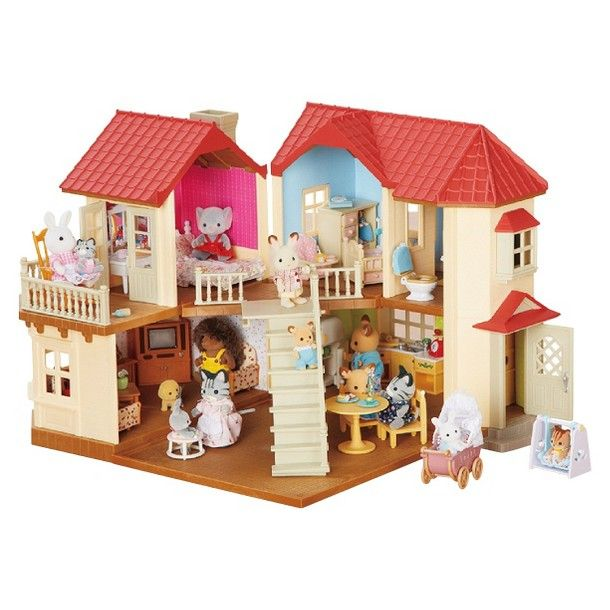 Calico Critters Luxury Townhome 610x610