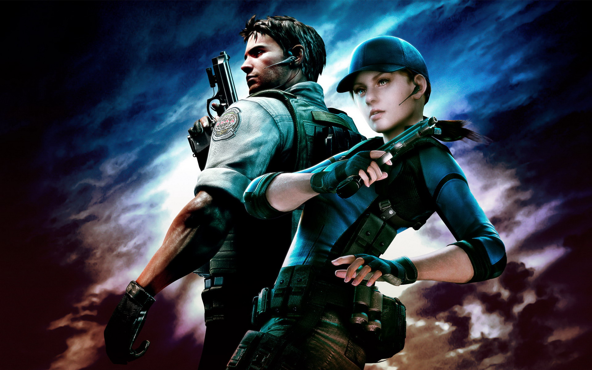 Free Download Resident Evil 5 Game Wallpapers Hd Wallpapers