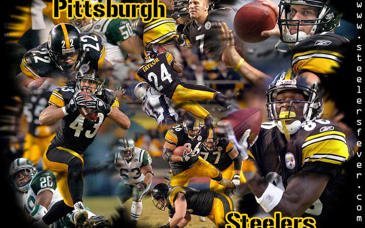 Steel Town Football Nfl Pittsburgh Pittsburgh Steelers Hd 1280x800