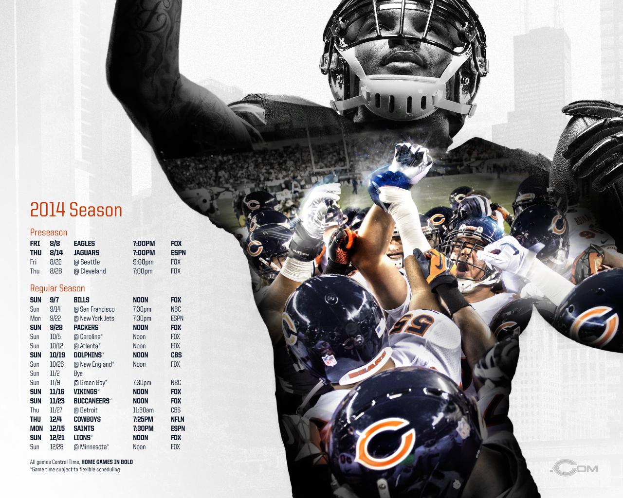 Free Chicago Bears Wallpaper 2014 Wallpapersafari