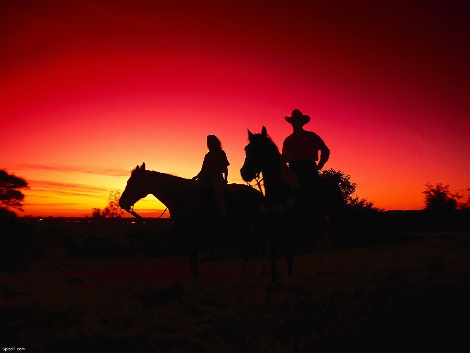 cowboy screen savers