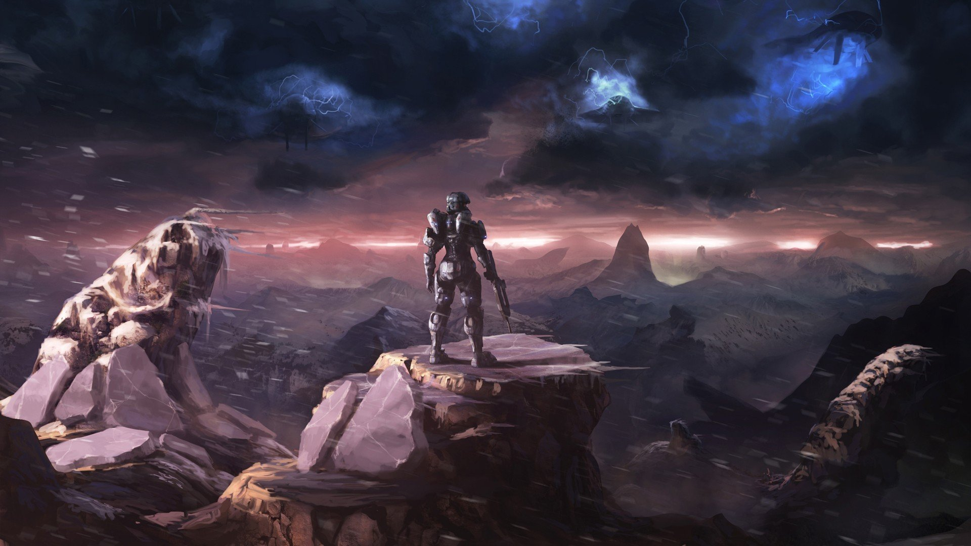 Halo Guardian Wallpapers HD 7790 Wallpaper WallDiskPaper 1920x1080