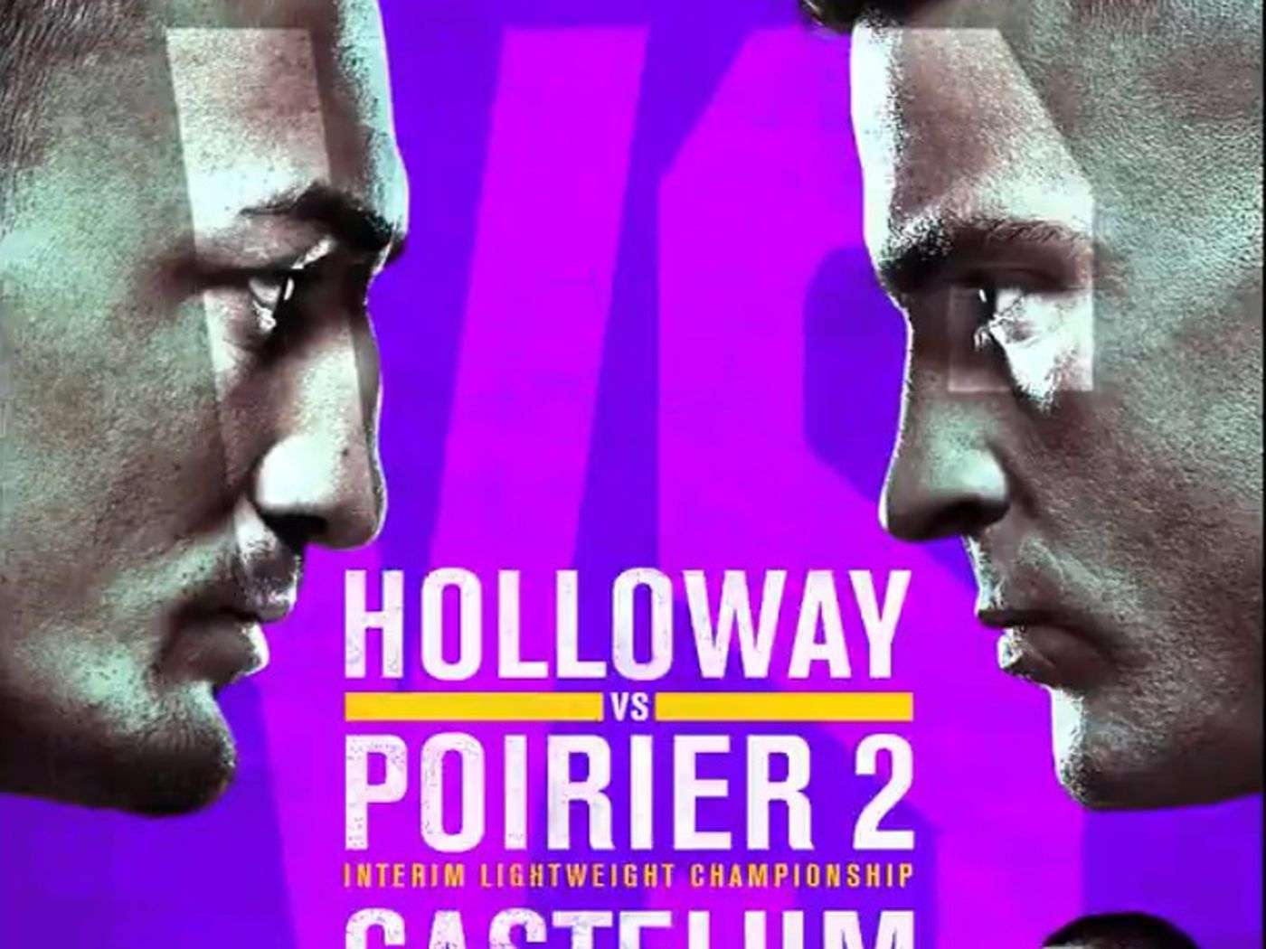 Pic UFC 236 official poster drops for Holloway vs Poirier 2 1400x1050