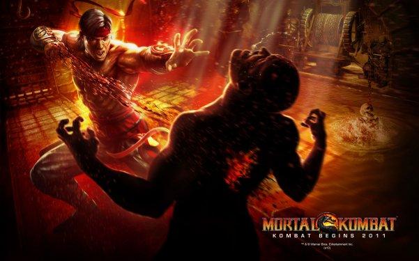 Wallpaper Mortal Kombat 9 08 sur PS4 PS3 PS Vita   Play3 Live 601x375