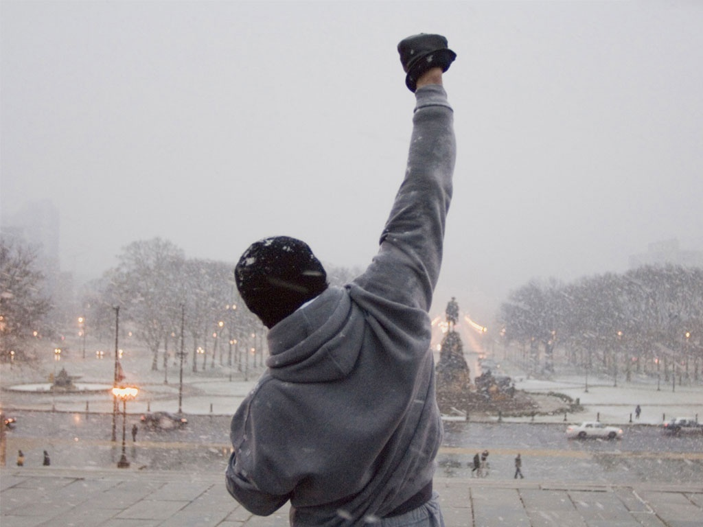 Rocky images Rocky Balboa HD wallpaper and background photos 1024x768