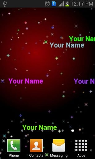 Wallpaper My Text Live Write Your Name Wallpapers 3d 307x512