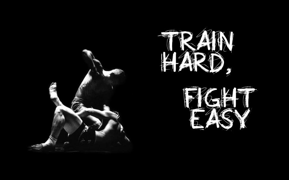 Black Train Fight MMA HD wallpaper sports Wallpaper Better 970x606