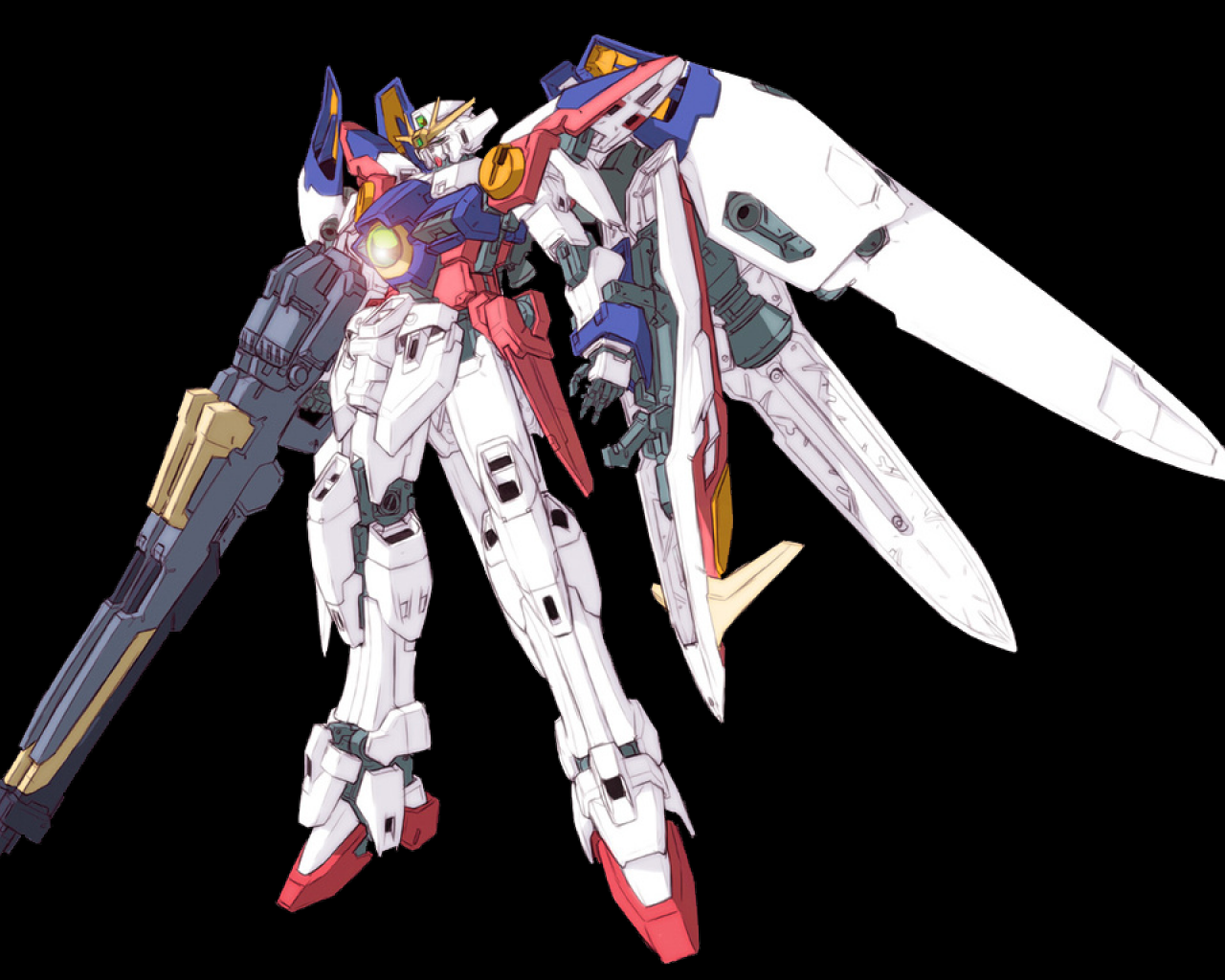 gundam wing wallpapers wallpapersafari