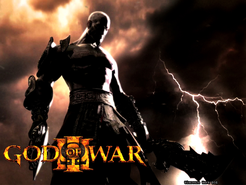 Mega Post Wallpaper HD God Of War   Taringa 1024x768