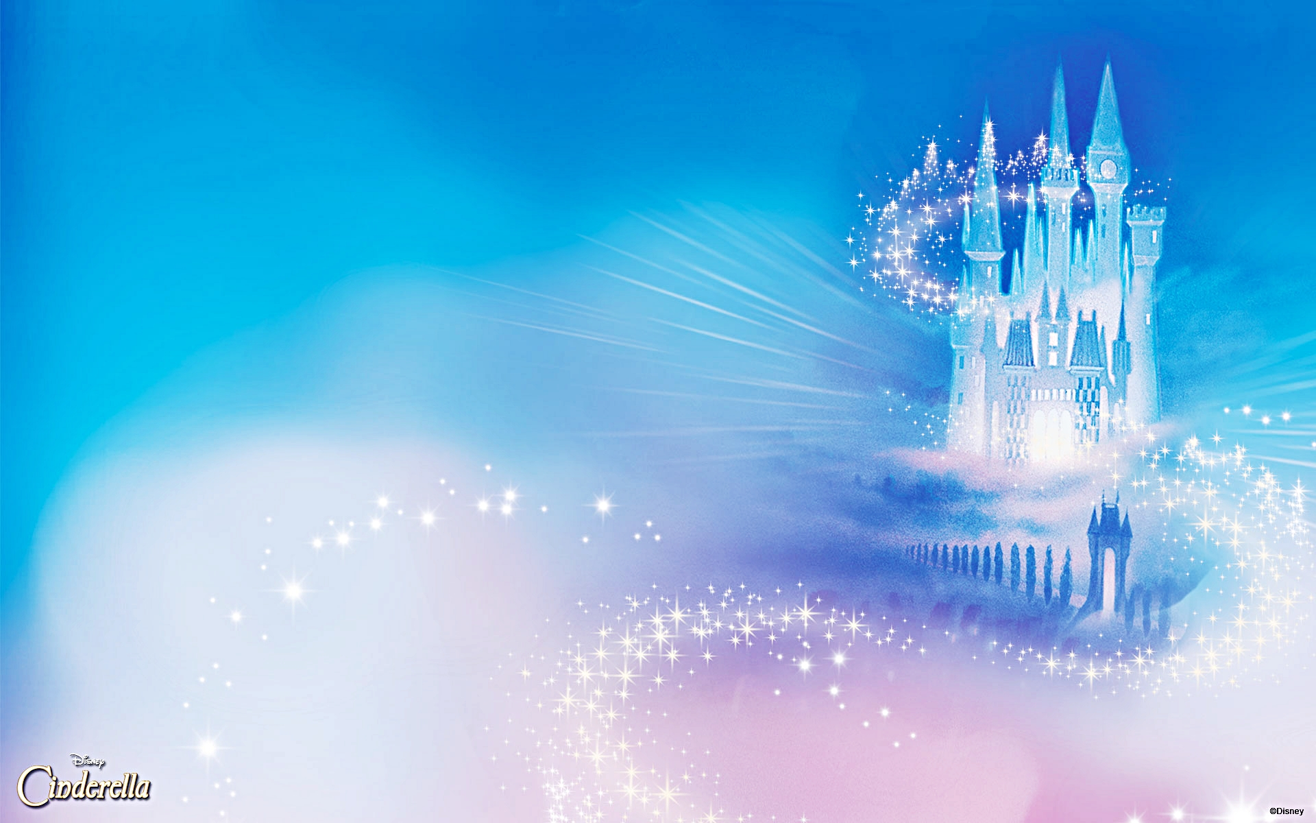 Disney castle wallpaper hd wallpapersafari