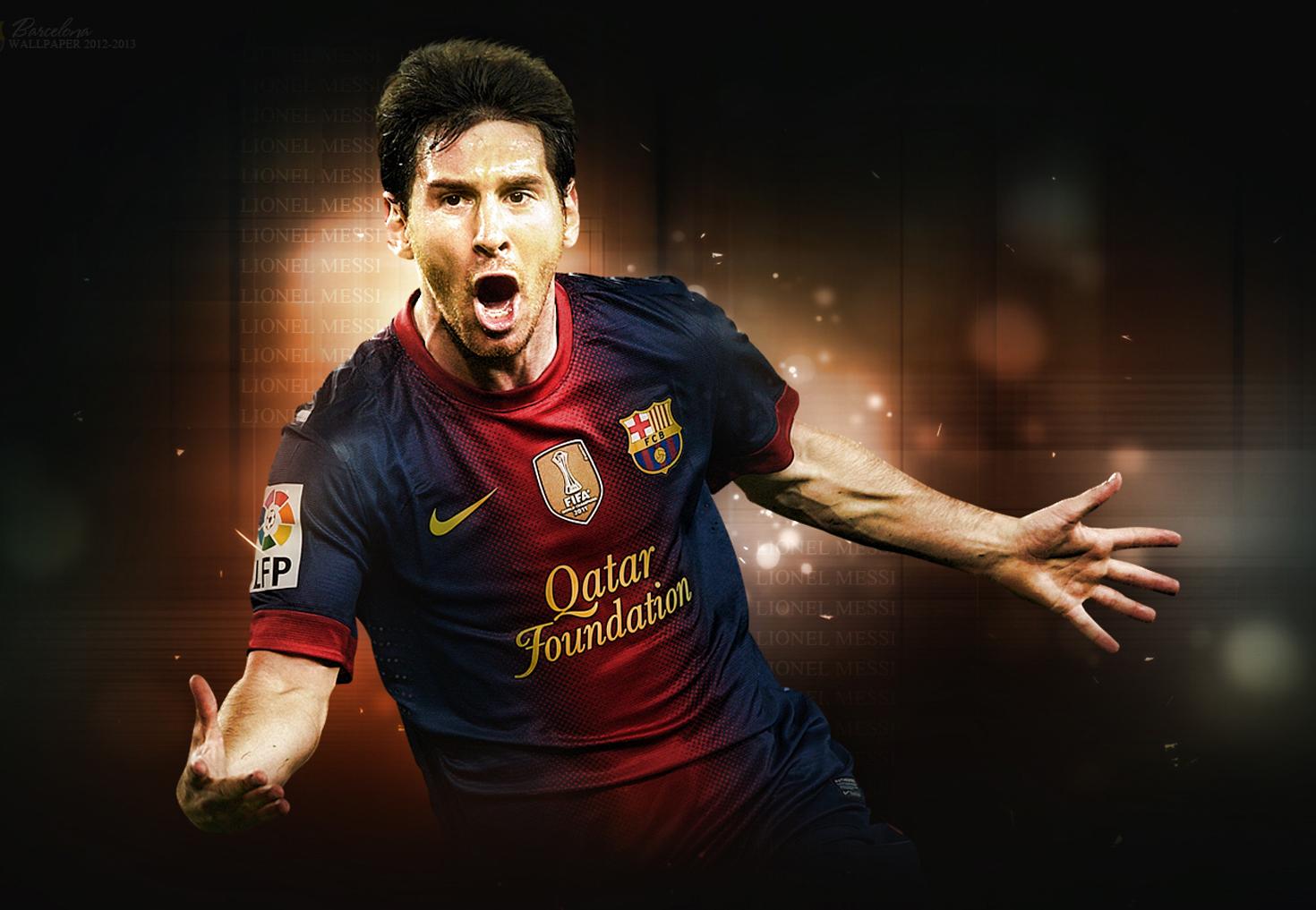 Lionel Messi Fresh HD Wallpaper 2013 All Sports Stars 1470x1017