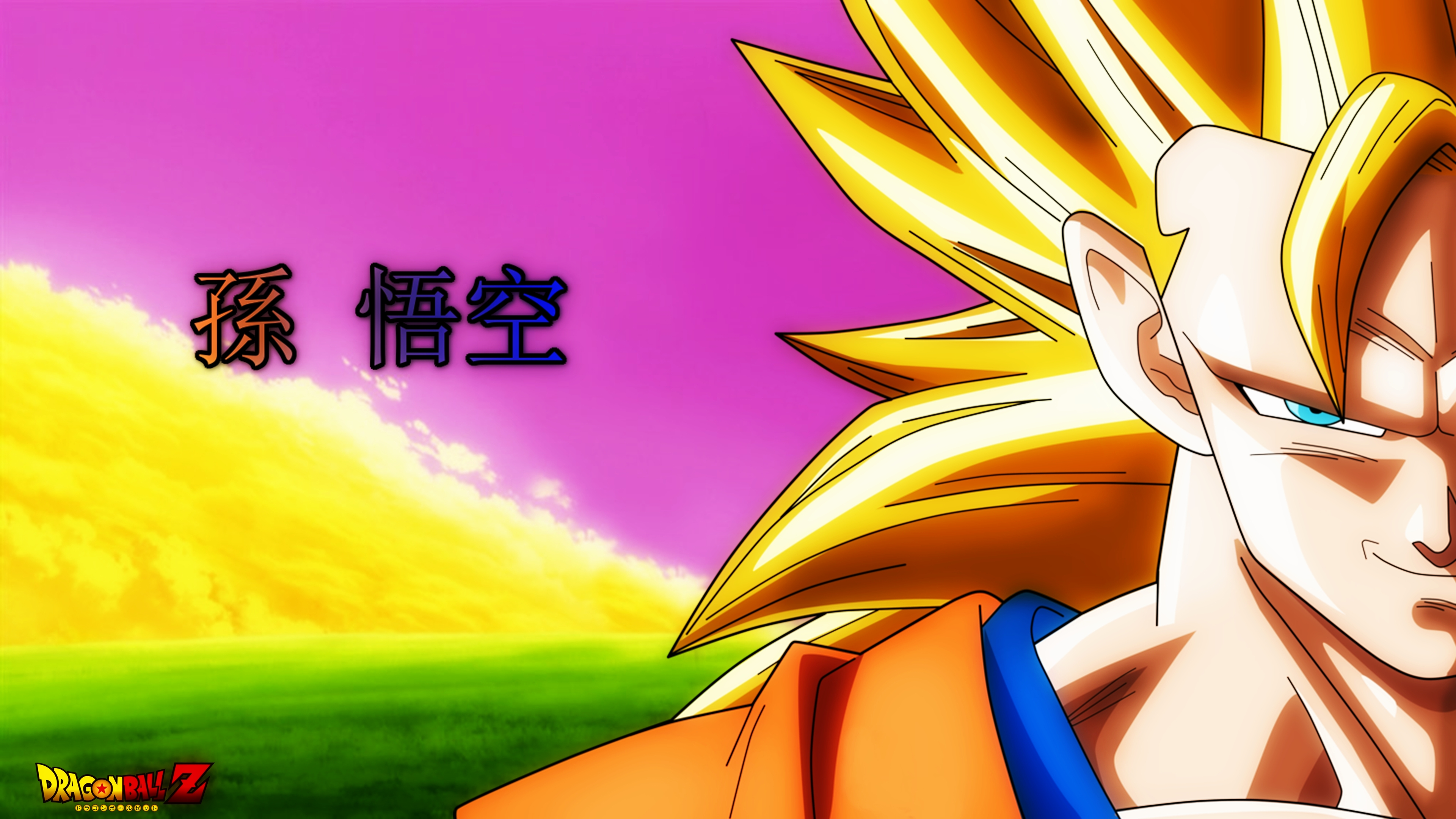 Dragon Ball Z Goku Super Saiyan 3 Wallpaper Imgkid 3840x2160