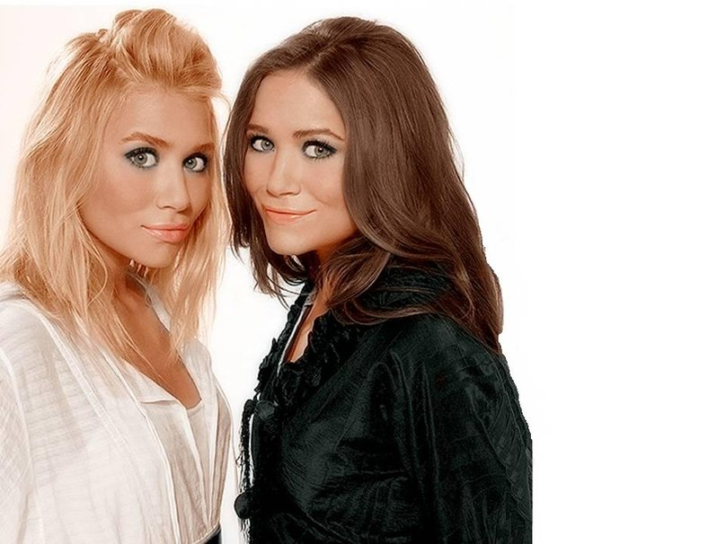 Olsen Twins wallpaper   ForWallpapercom 808x606