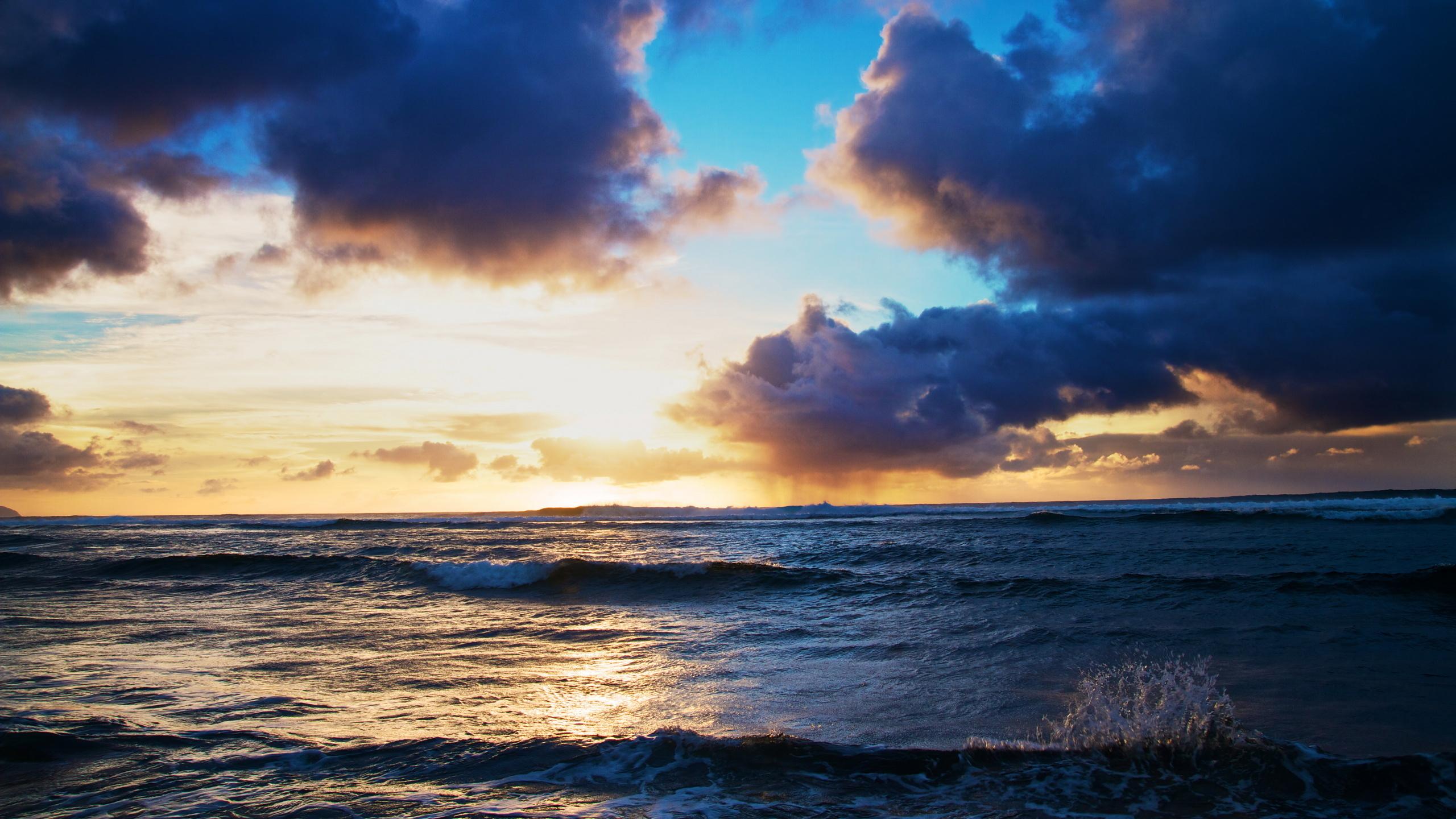 Hawaii Sunset wallpaper   1016721 2560x1440