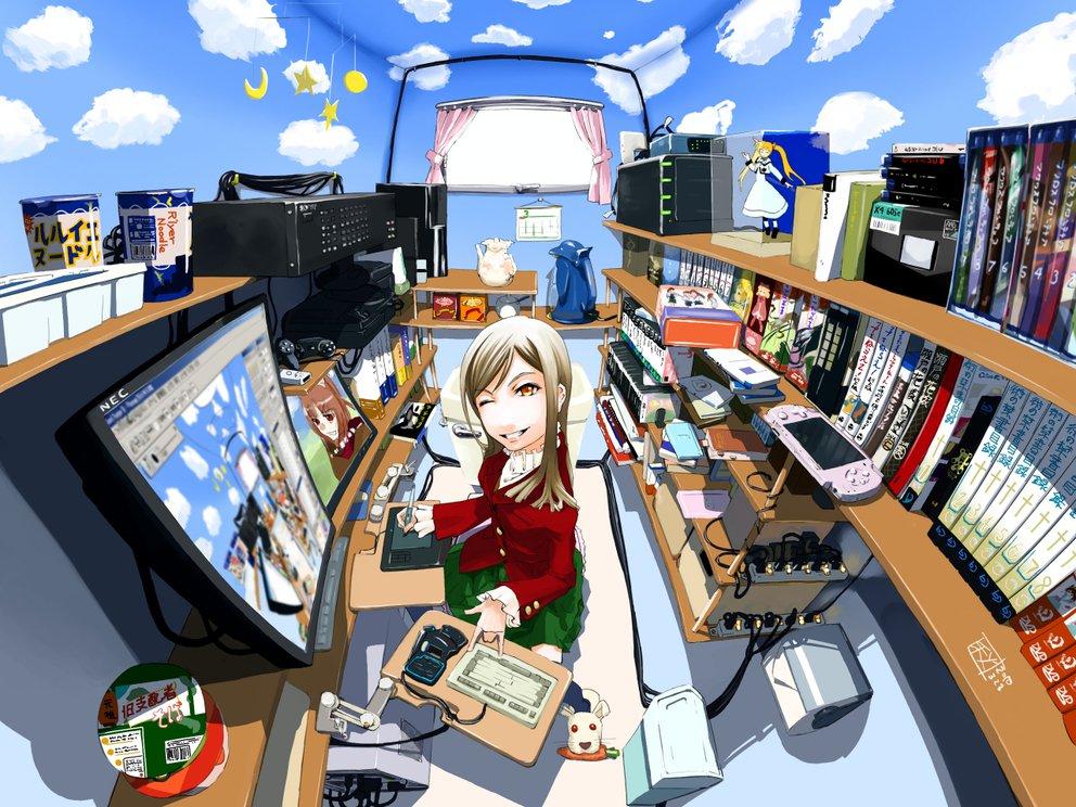 wallpapers rooms anime   Taringa 992x744