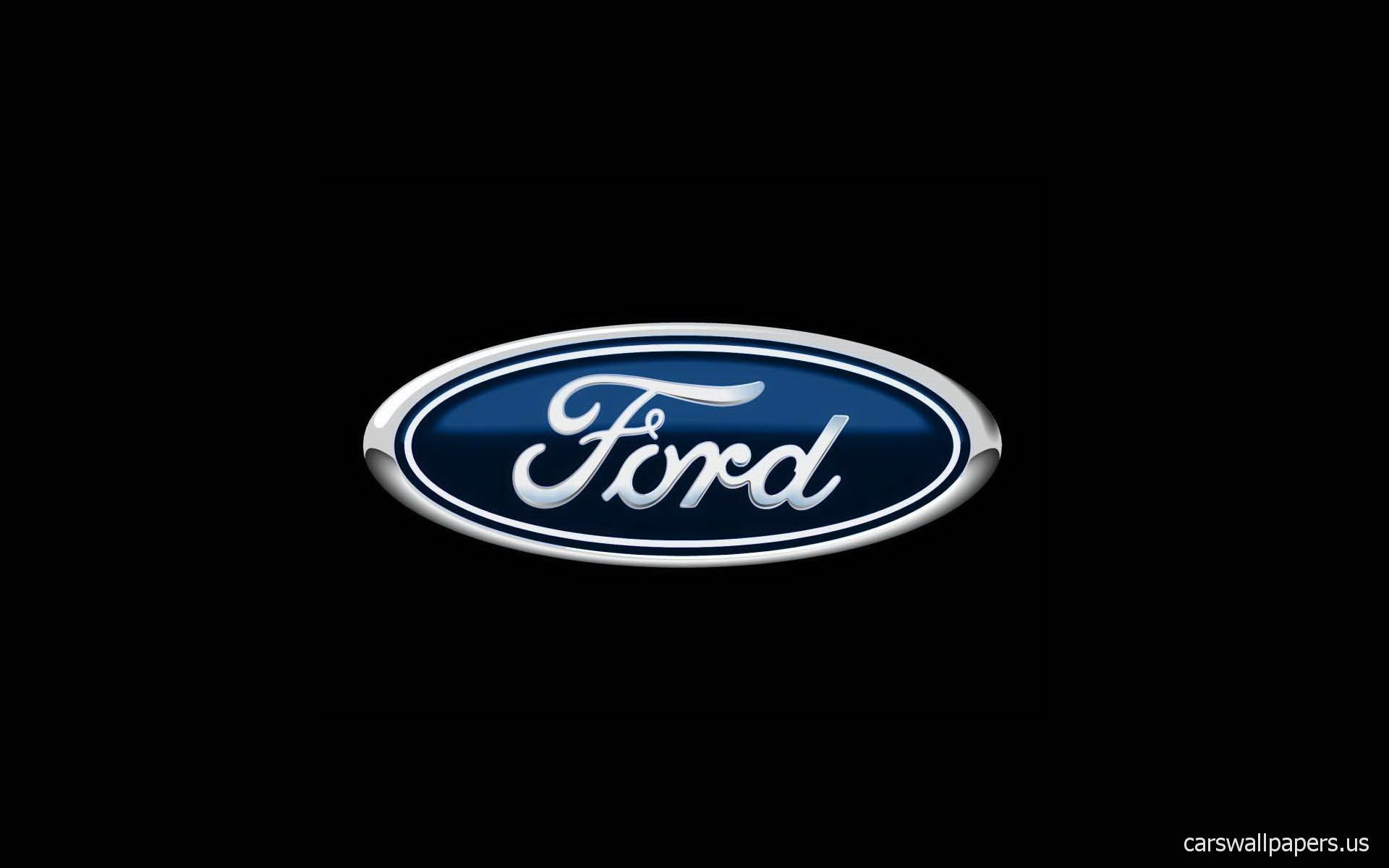 Ford logo wallpapers 1920x1200