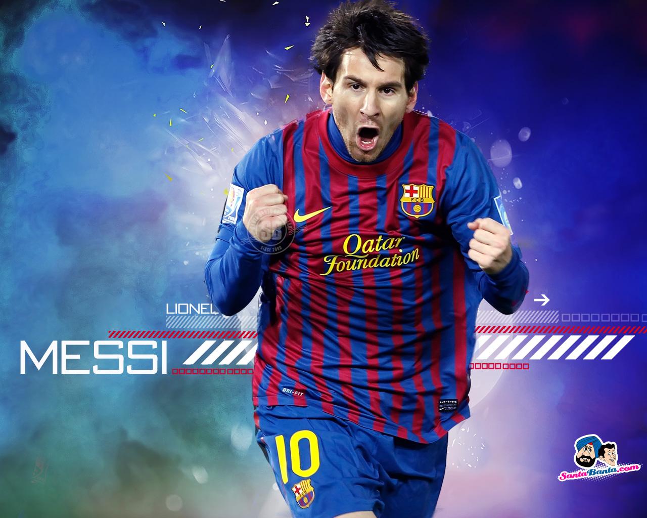 Description Lionel Messi Barcelona Wallpaper is a hi res Wallpaper 1280x1024