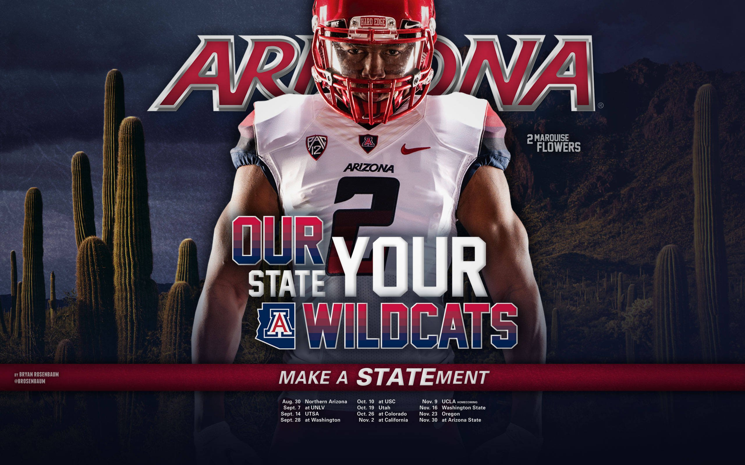 Arizona Wildcats College 2560x1600