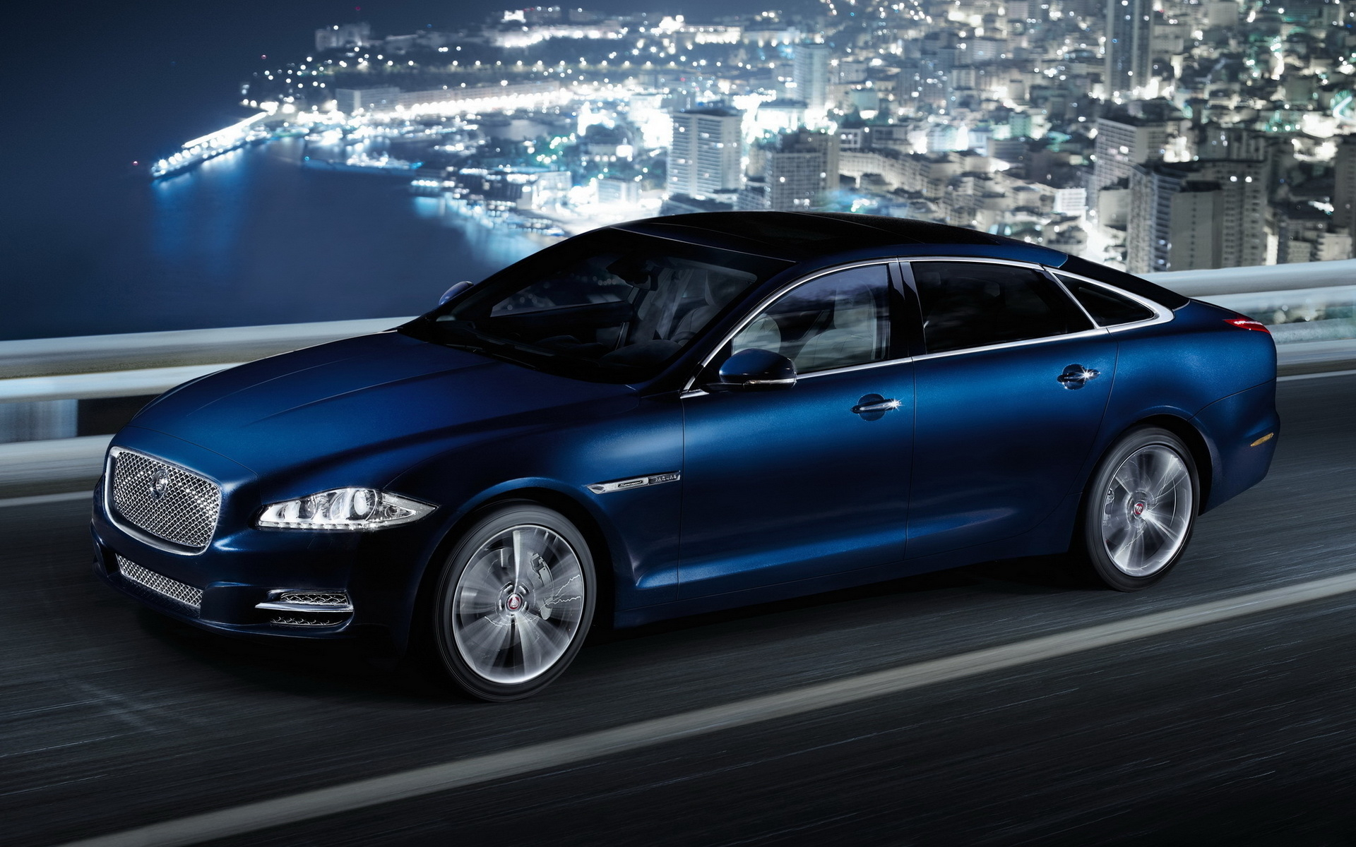 Blue Jaguar Car Wallpaper 8130 1920 x 1200 1920x1200