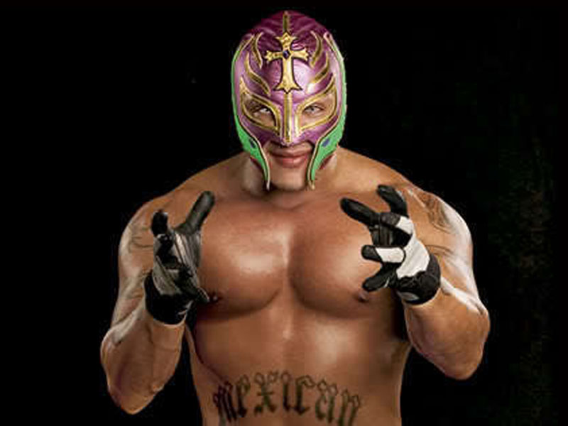 WWE Rey Mysterio Latest Wallpapers 2012 Download FreeComputer 800x600