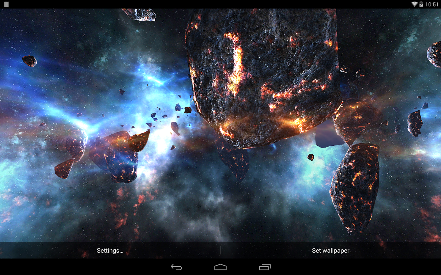 10 great new Android live wallpapers 1440x900