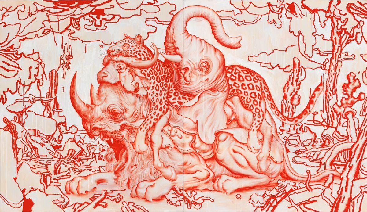 66 James Jean Wallpaper On Wallpapersafari