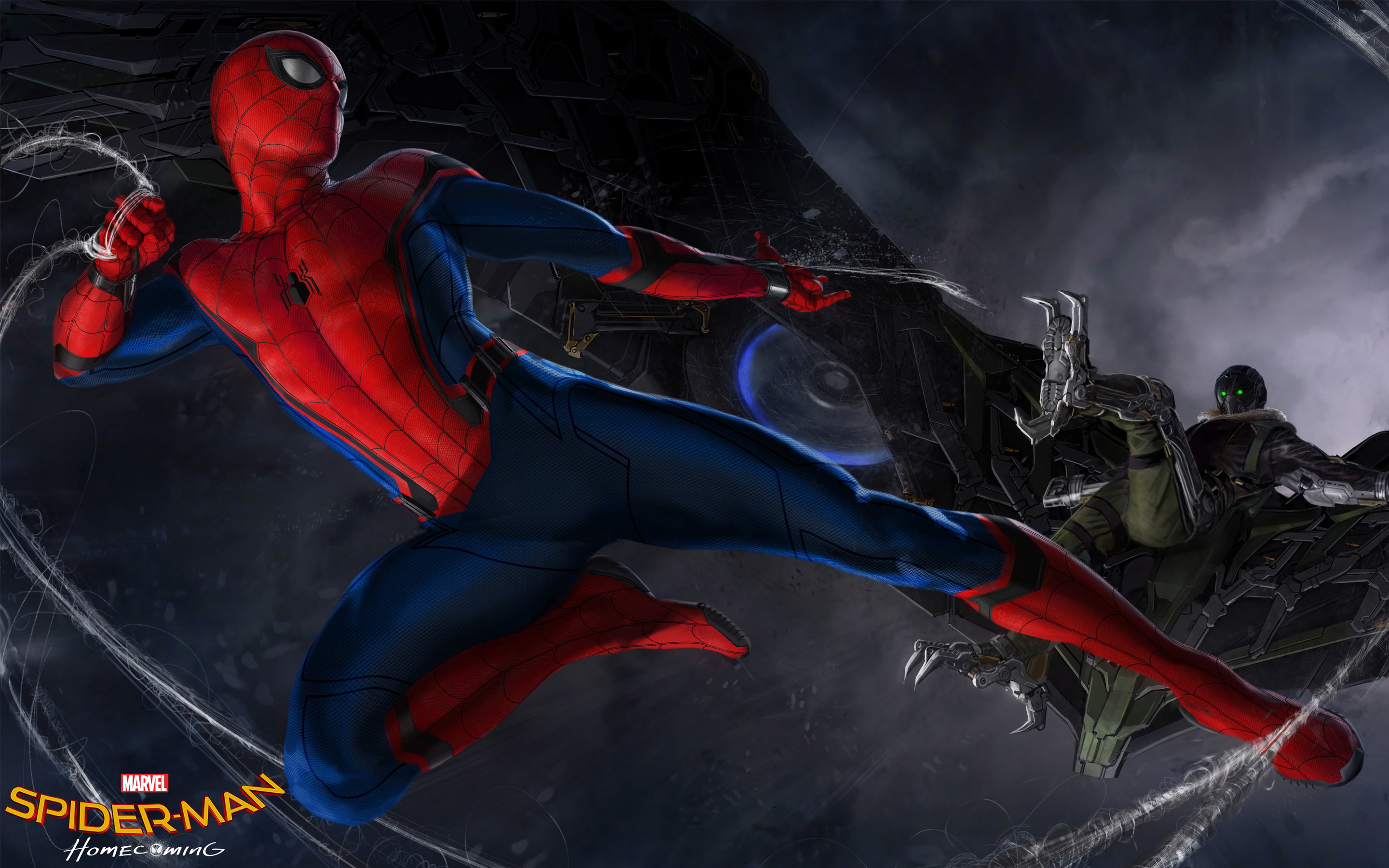 30 Latest Spider man Homecoming HD Wallpaper 2017 2880x1800